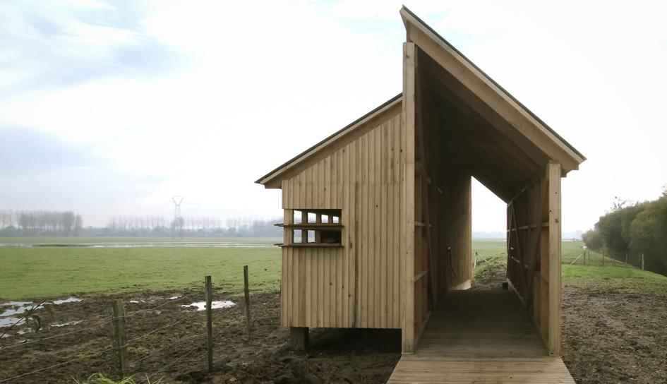 La Plage architecture et paysage_ Observatoire Sougéal