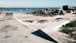 aménagement littoral kerlouan (29) mandataire : La Plage livré 2015
