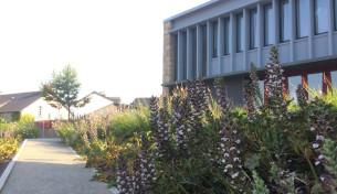 parvis et mise en accessibilité saint méen le grand (35) mandataire : la plage livré 2015